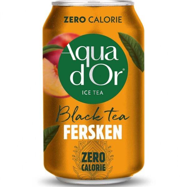 Aqua d'Or Fersken - Pfirsich Ice Tee