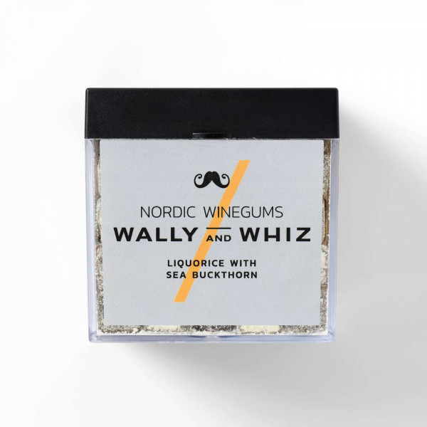 Wally and Whiz Liquorice with Sea Buckthorn