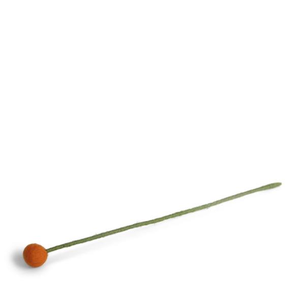 Én Gry & Sif kleine Blume orange