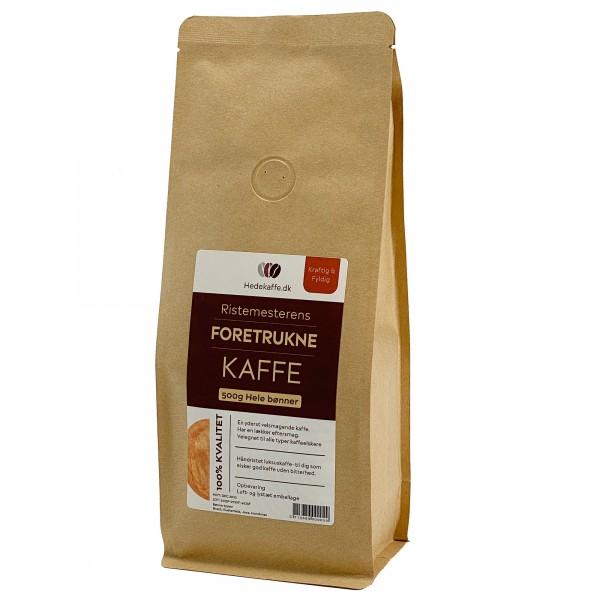 Hedekaffe Ristemesterens Foretrukne Kaffe Bohnen