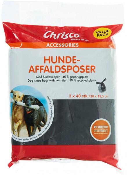 Chrisco Hunde-Affaldsposer