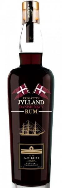 A. H. Riise Fregatten Jylland Danish Navy Rum