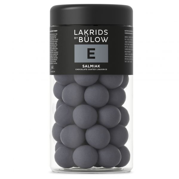 Lakrids by Bülow E - Salmiak groß