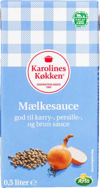 Karolines Køkken Milchsauce