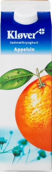 Kløver Jogurt Apfelsine