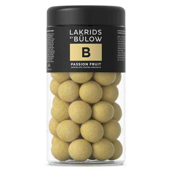 Lakrids by Bülow B - Passion Fruit Regular