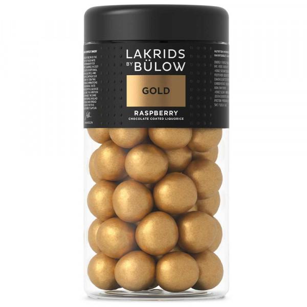 Lakrids by Bülow Gold Raspberry Regular