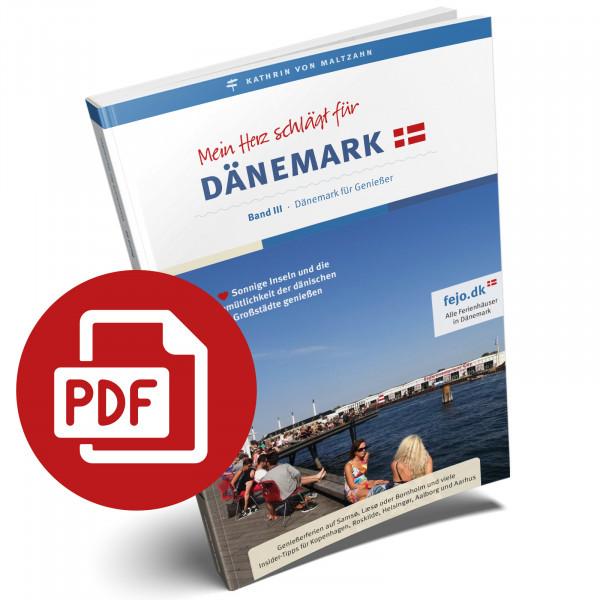 eBook Reiseführer Dänemark für Genießer