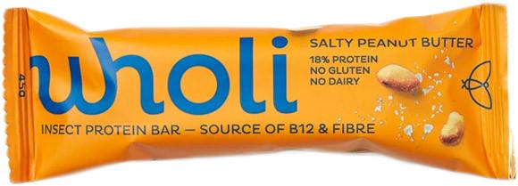 Wholi Protein Bar Salty Peanut