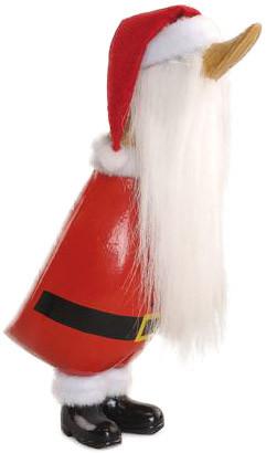 edo by dcuk Ente Santa mit Bart