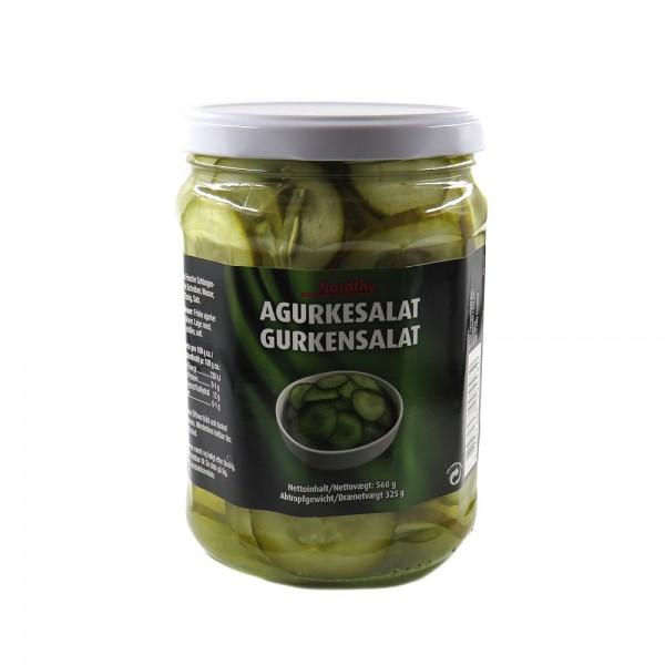Nordthy Dänischer Gurkensalat
