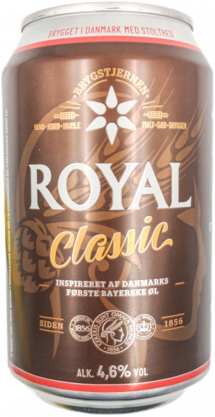 Royal Classic Bier