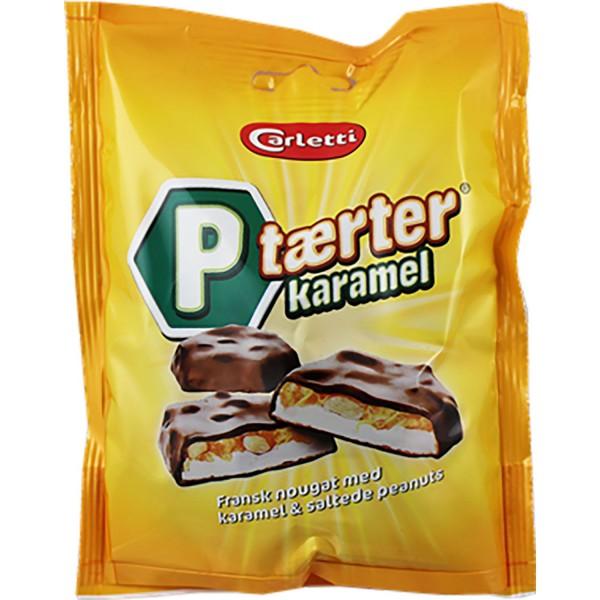 Carletti P-tærter Karamell Tüte