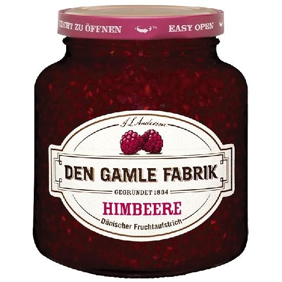 Den Gamle Fabrik Marmelade Himbeere 380g