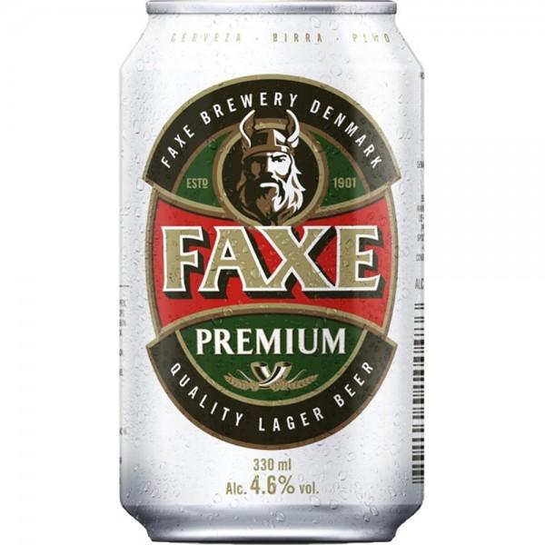 Faxe Premium Pils 0,33l