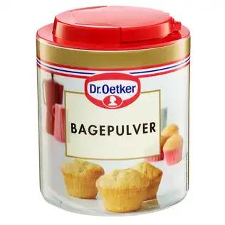 Dr. Oetker Bagepulver