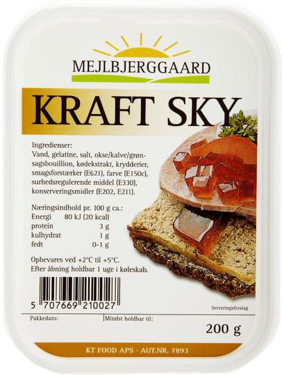 Mejlbjerggaard Kraftsky