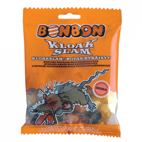 Toms Bonbon Kloak Slam