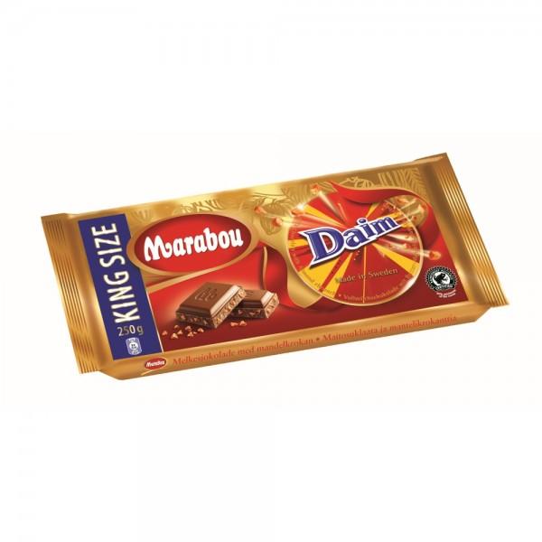 Marabou King Size Daim Schokolade