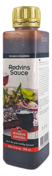 Jensens Køkken Rotwein-Sauce