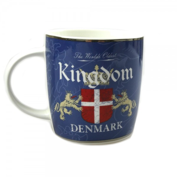 Memories of Denmark Tasse Kingdom of Denmark