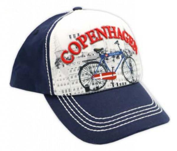 Memories of Denmark Cappy Copenhagen Cykel