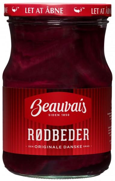 Beauvais Rødbeder - Rote Bete