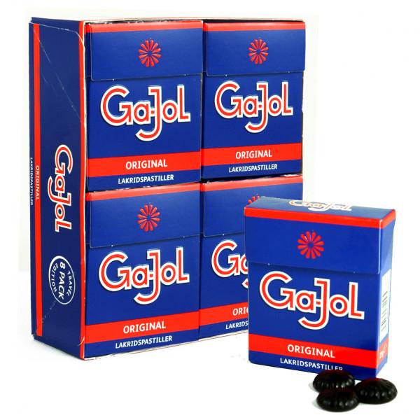 GaJol Original Blau 8er Pack