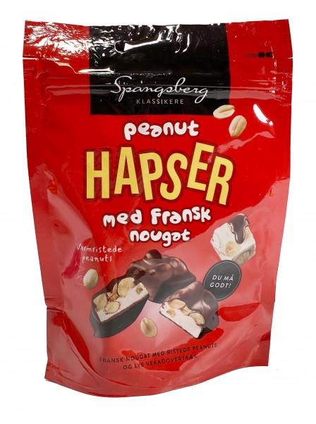 Spangsberg Peanut Hapser med Fransk Nougat