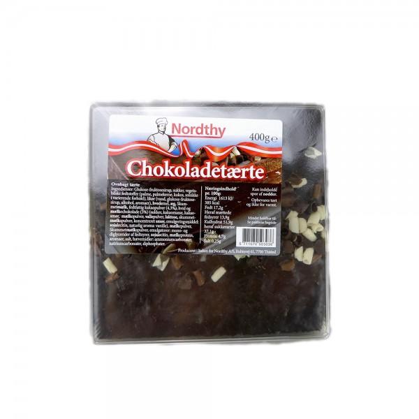 Nordthy Chokoladetærte Schokoladentorte