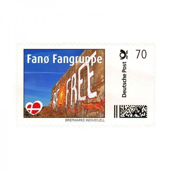 Briefmarke Fanø Fangruppe