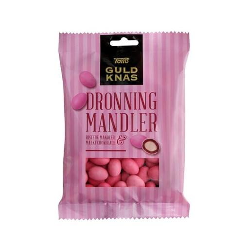 Toms Dronning Mandler Schokoladen Mandeln