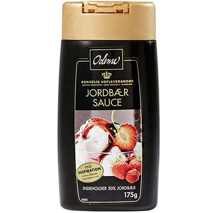 Odense Erdbeer Sauce