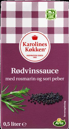 Karolines Køkken Rotweinsauce