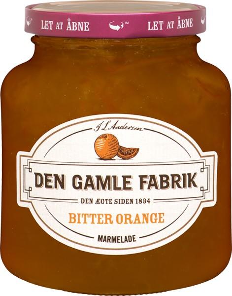 Den Gamle Fabrik Marmelade Bitter-Orange 380g