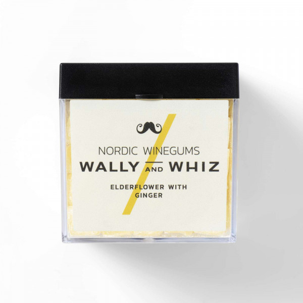 Wally and Whiz Elderflower with Ginger