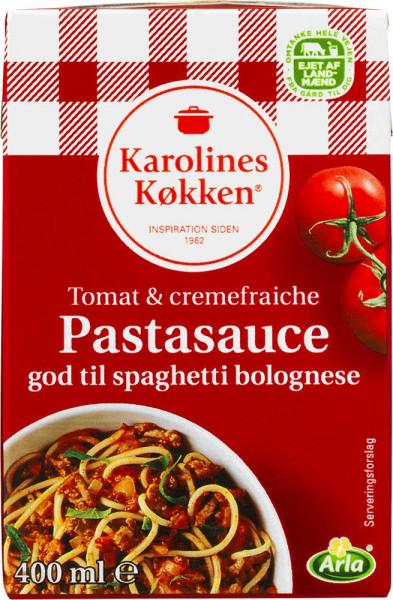 Karolines Køkken Pastasauce Tomate & Creme Fraiche
