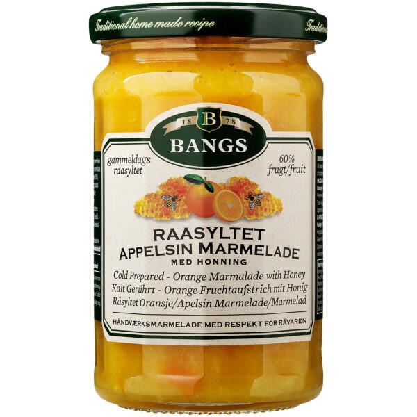 Bangs Marmelade Apfelsine mit Honig