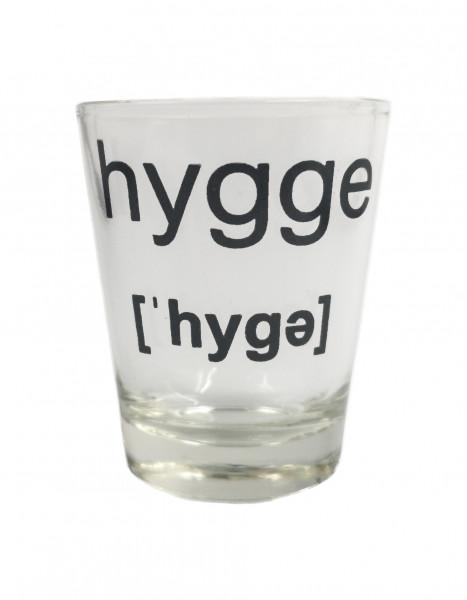 Schnapsglas Hygge