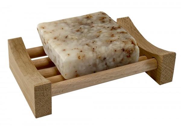Seifenablage aus Holz