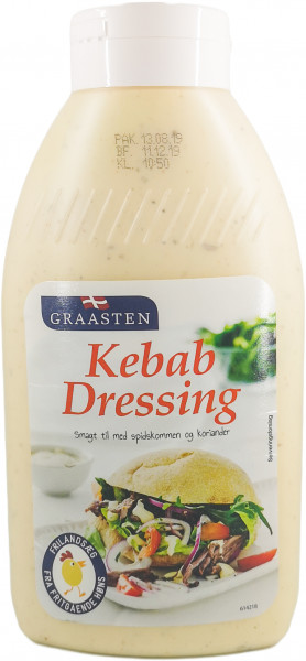 Graasten Kebab Dressing