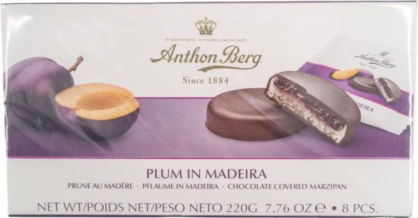 Anthon Berg Pflaume in Madeira