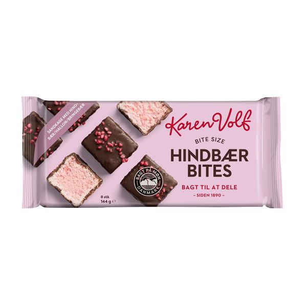 Karen Volf Hindbær Bites