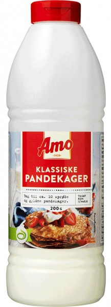 Amo klassiske Pandekager - Pfannkuchen