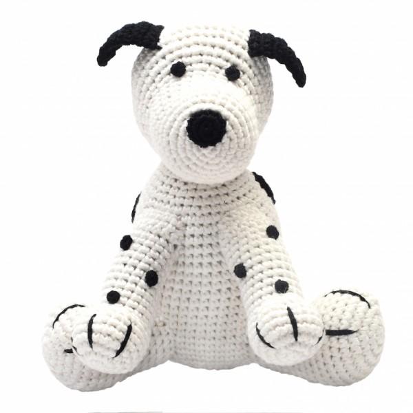 Nature Zoo Stofftier - Hund Mr. Dog