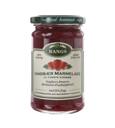 Bangs Marmelade Himbeere
