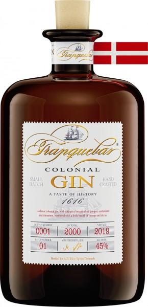 A. H. Riise Tranquebar Colonial Gin