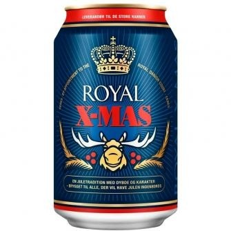 Royal X-Mas Weihnachtsbier