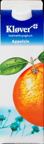 Kløver Joghurt Apfelsine
