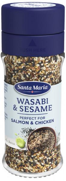 Santa Maria Wasabi & Sesam 44g